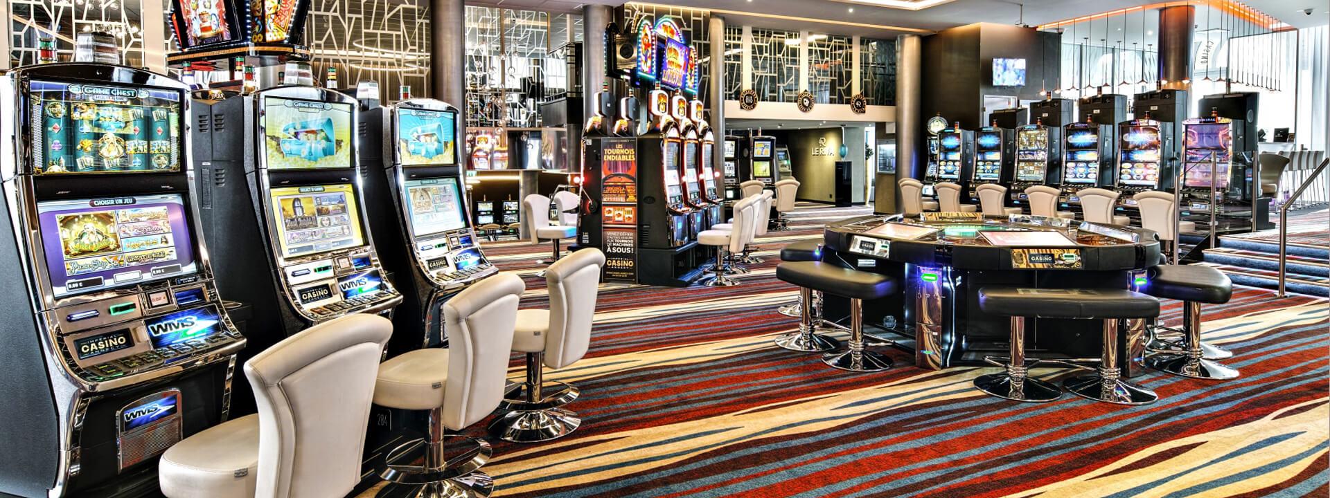 Annecy Casino Jeux