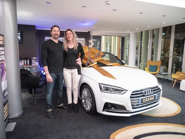 Le Casino d'Annecy offre une Audi A5 Cabriolet