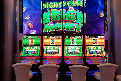 "4 nouvelles Machines à Sous ""Big Money"""