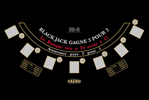 Black Jack 21+3