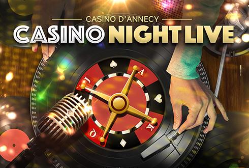 Casino Night Live