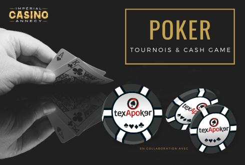 Offres Poker à Annecy